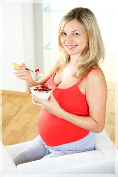 Terhesség és táplálkozás
